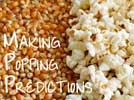 Making popcorn predictions, Gryphon House blog
